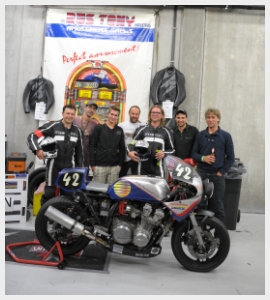 Bikers Classics 4 hours of Spa Francorchamps Honda Bol d'Or Endurance racing