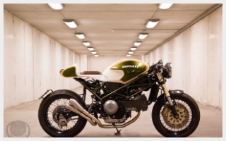custom motorcycle Ducati monster 900